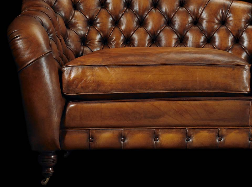 Francis Bacon chesterfield sofa
