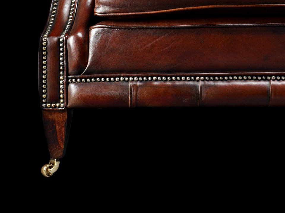 George Berkley chesterfield sofa legs