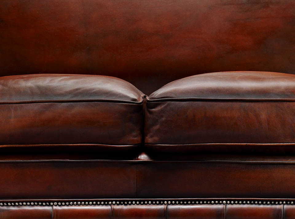 George Berkley chesterfield sofa middle