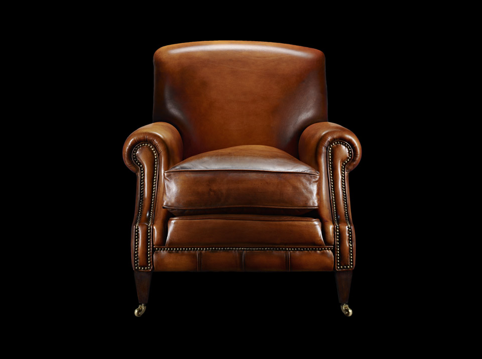 George Berkley chesterfield chair