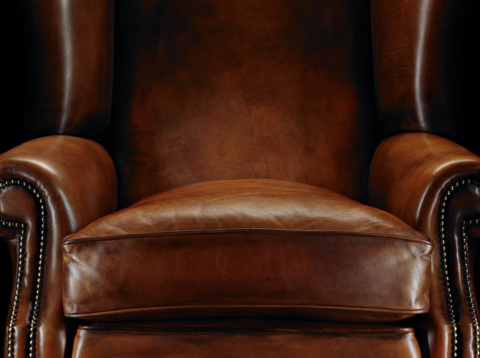 Henry Thoreau Chesterfield chair body