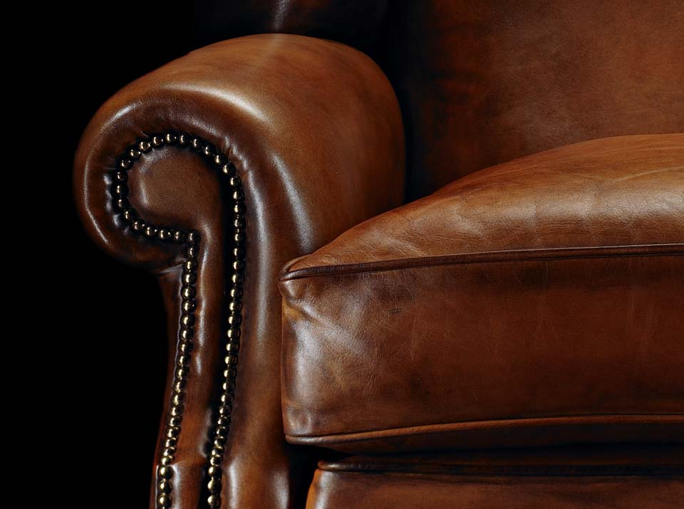 Henry Thoreau Chesterfield chair