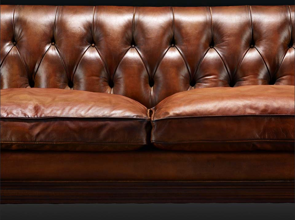 John Hawkesworth chesterfield sofa body