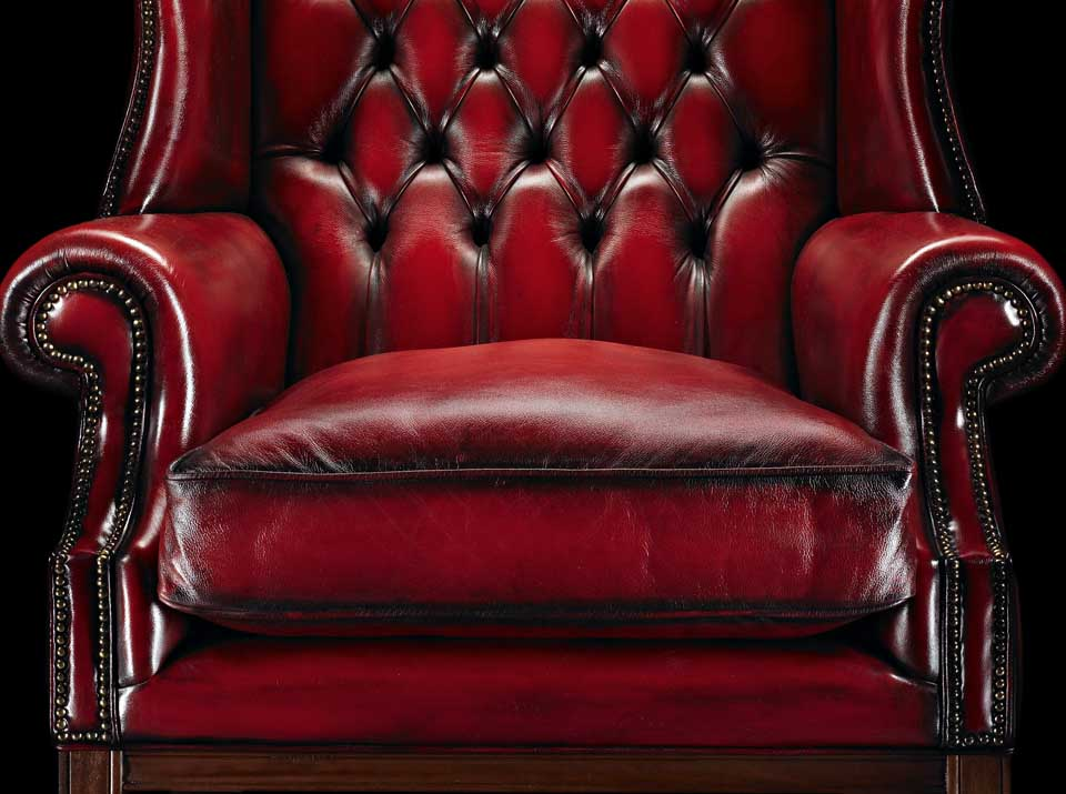 red john mill chesterfield chair