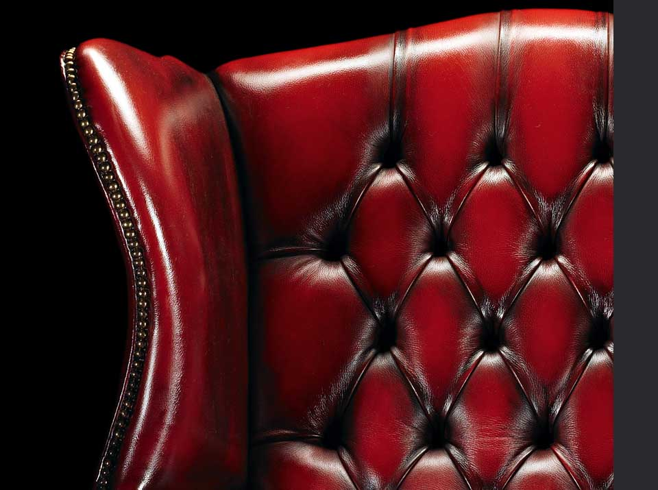 john mill chesterfield chair