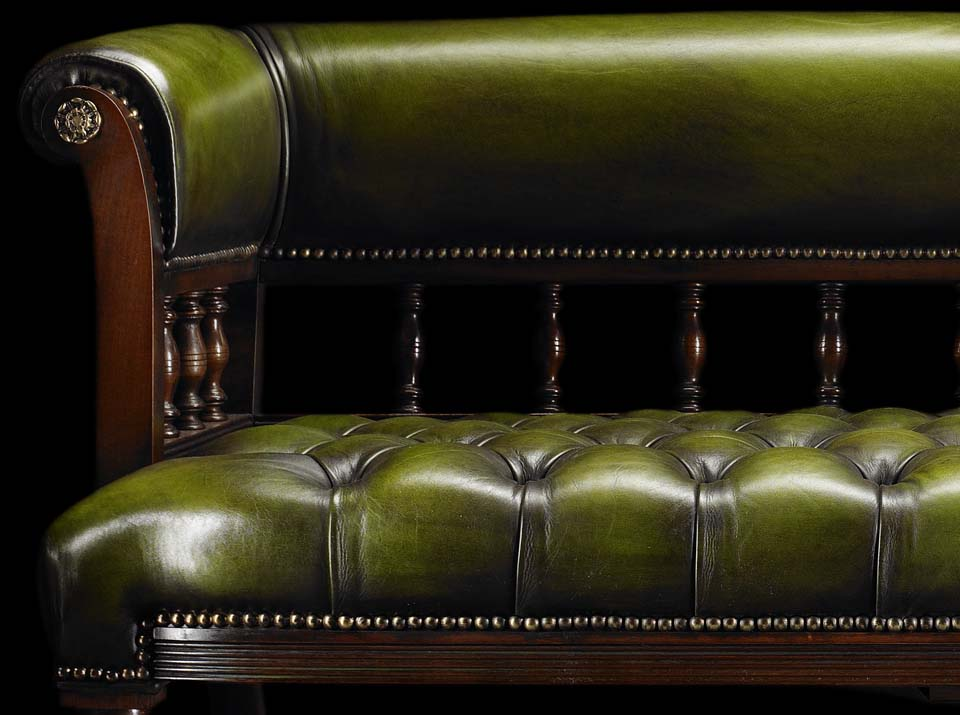heirloom love chesterfield sofa arm