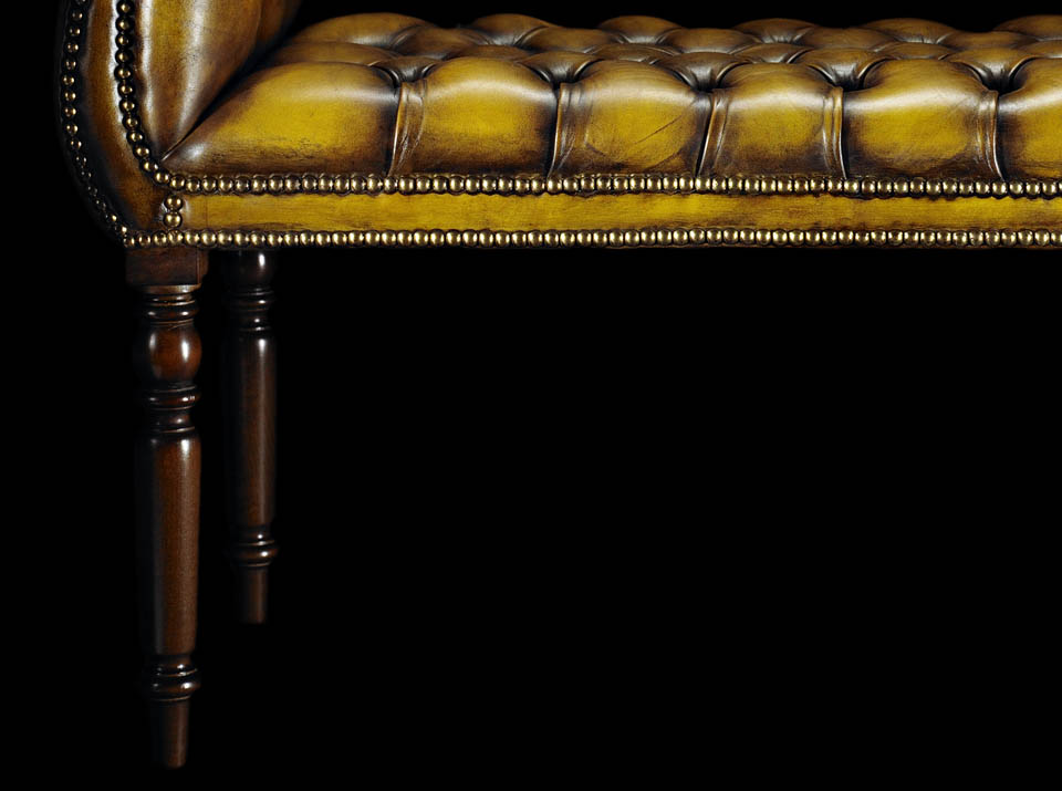 chesterfield heirloom sofa