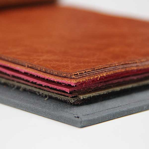 Leather Swatch Book