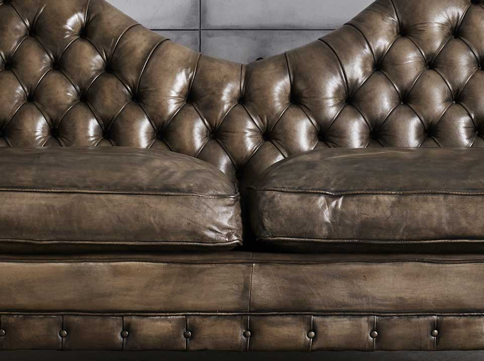 Duck Feather Seat Filling As Standard; Optional Non Allergic Fibre And  Foam. Francis Bacon Grand Sofa ...