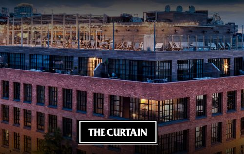 CASE STUDY: THE CURTAIN